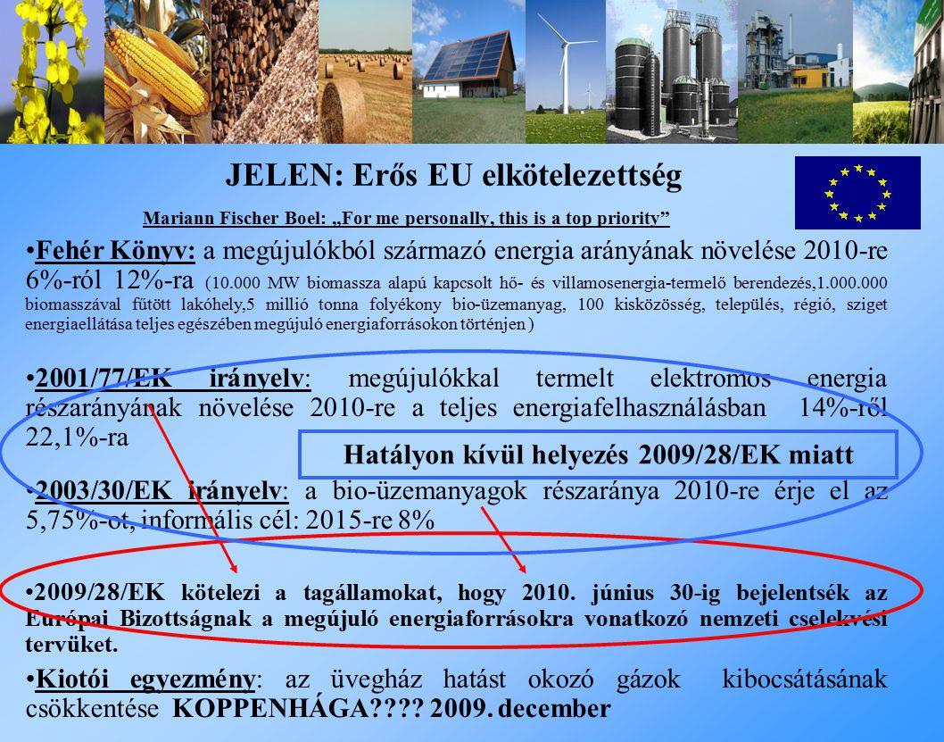 JELEN: Erős EU elkötelezettség