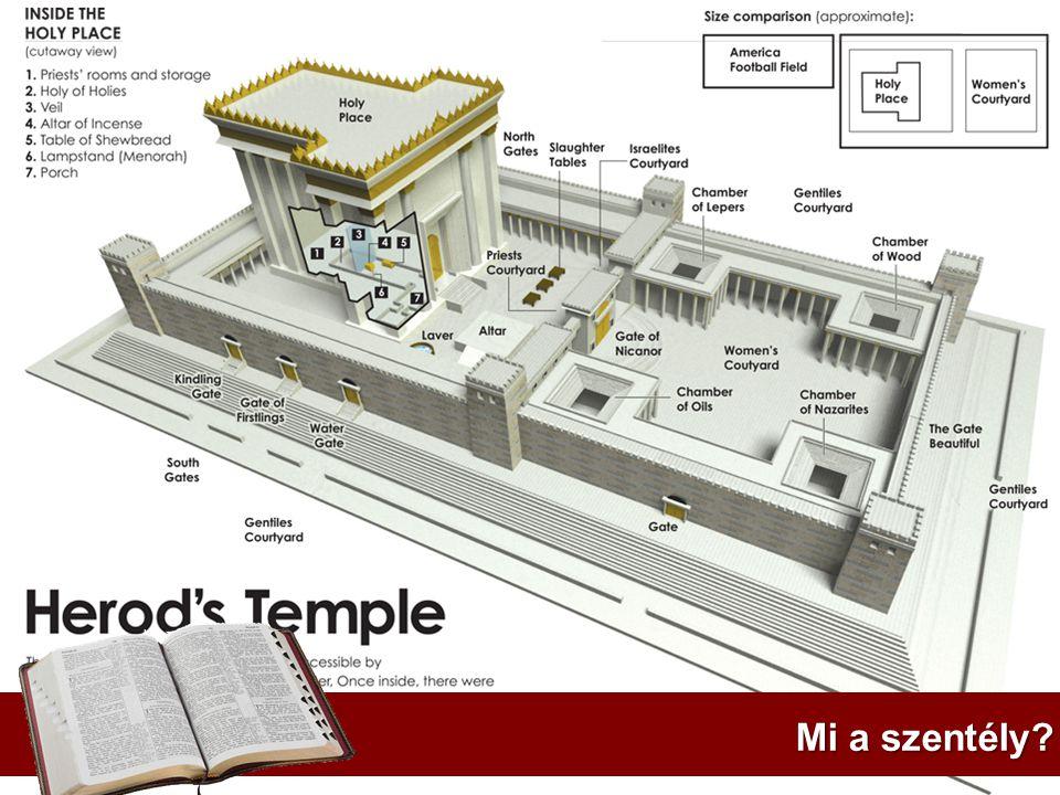Mi a szentély