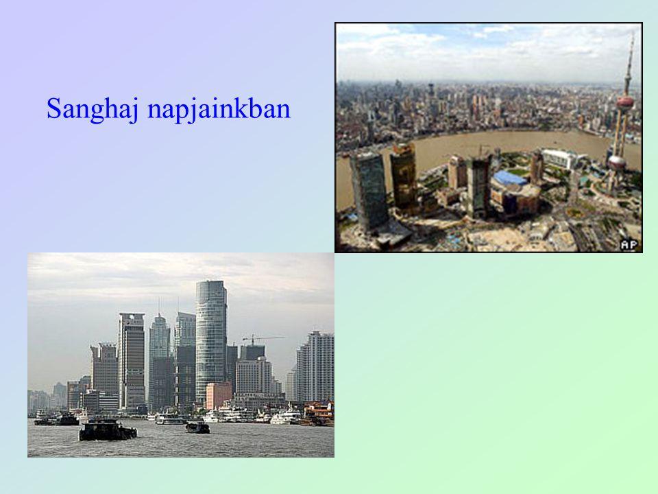 Sanghaj napjainkban
