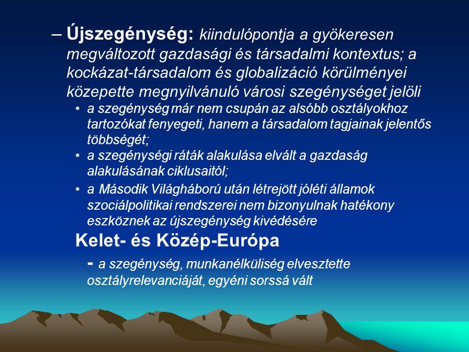Kelet- és Közép-Európa