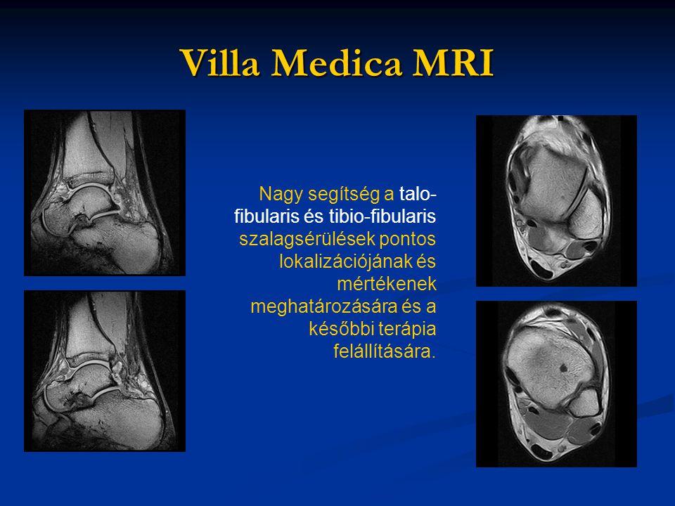Villa Medica MRI