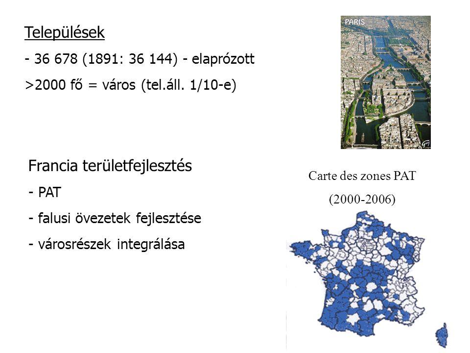 Francia területfejlesztés