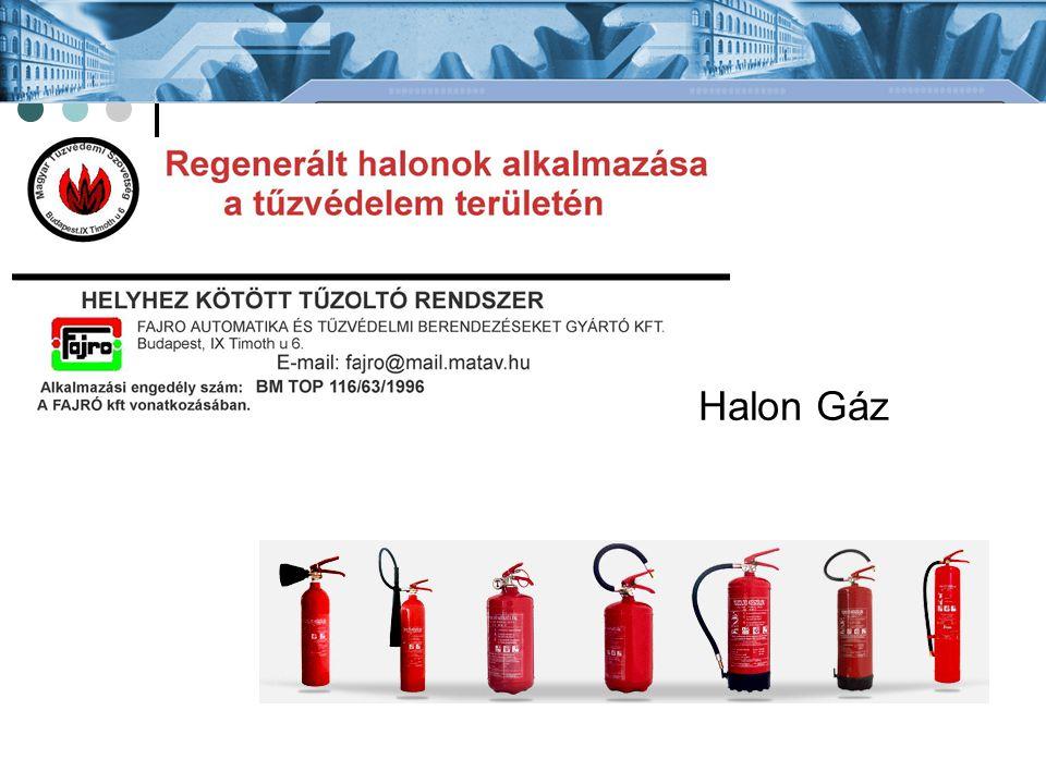 Halon Gáz