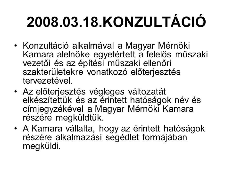 2008.03.18.KONZULTÁCIÓ