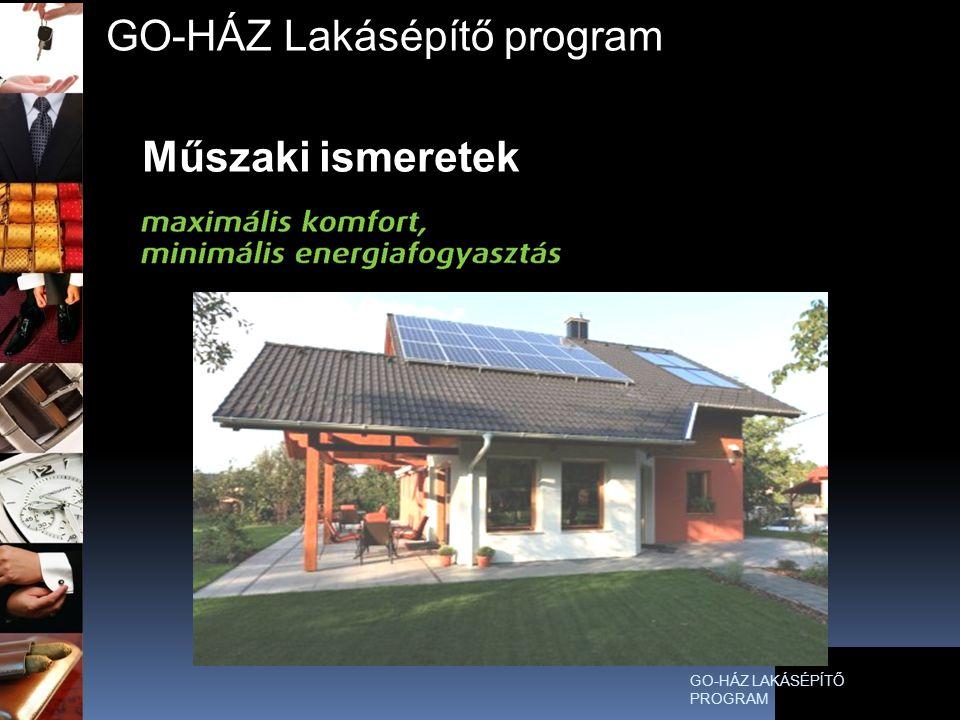 GO-HÁZ Lakásépítő program