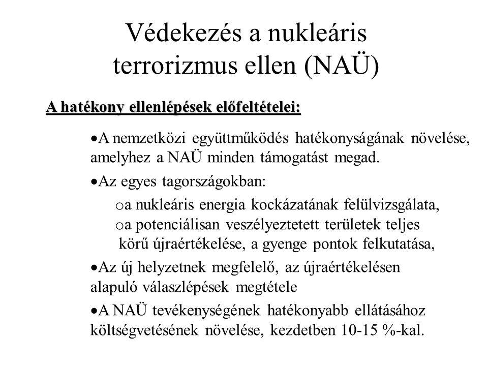terrorizmus ellen (NAÜ)