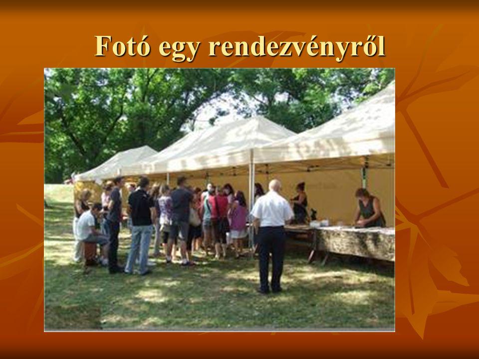 Fotó egy rendezvényről