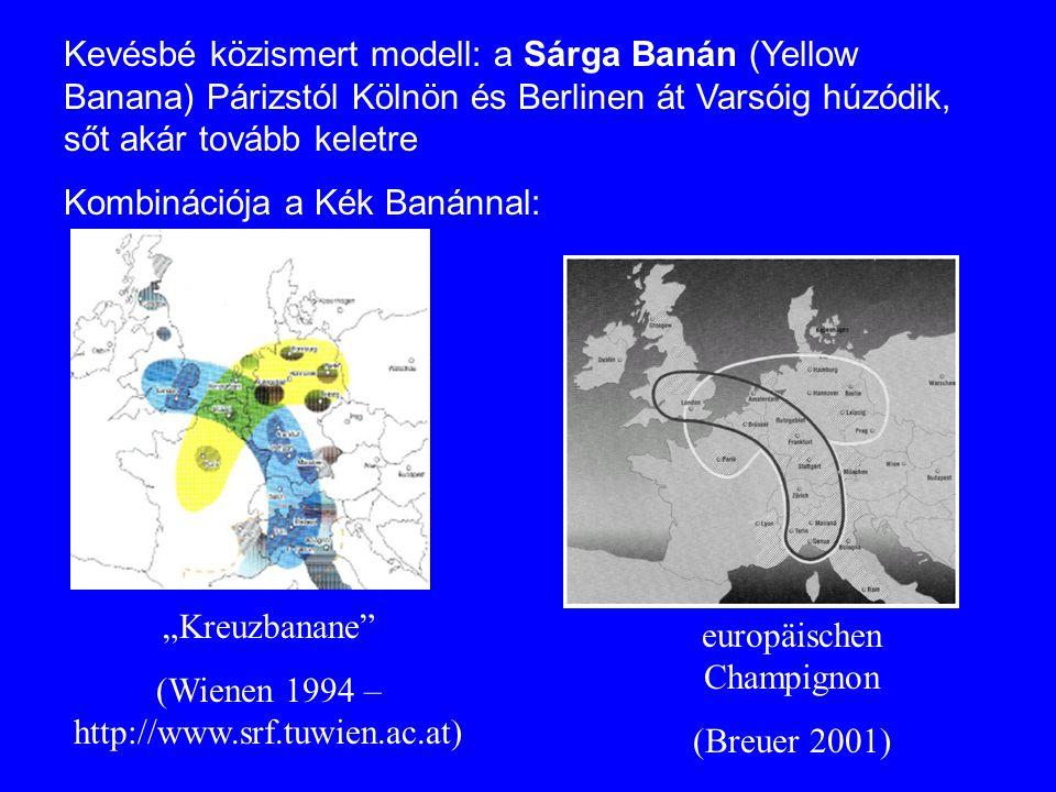 Kombinációja a Kék Banánnal: