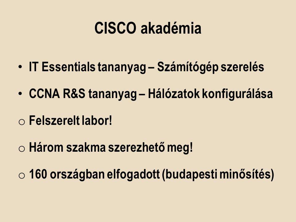 CISCO akadémia IT Essentials tananyag – Számítógép szerelés