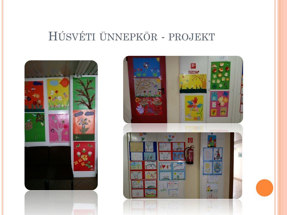 Húsvéti ünnepkör - projekt