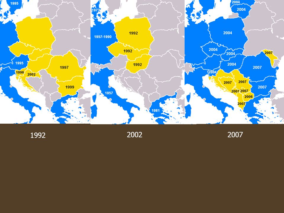 1992 2002 2007