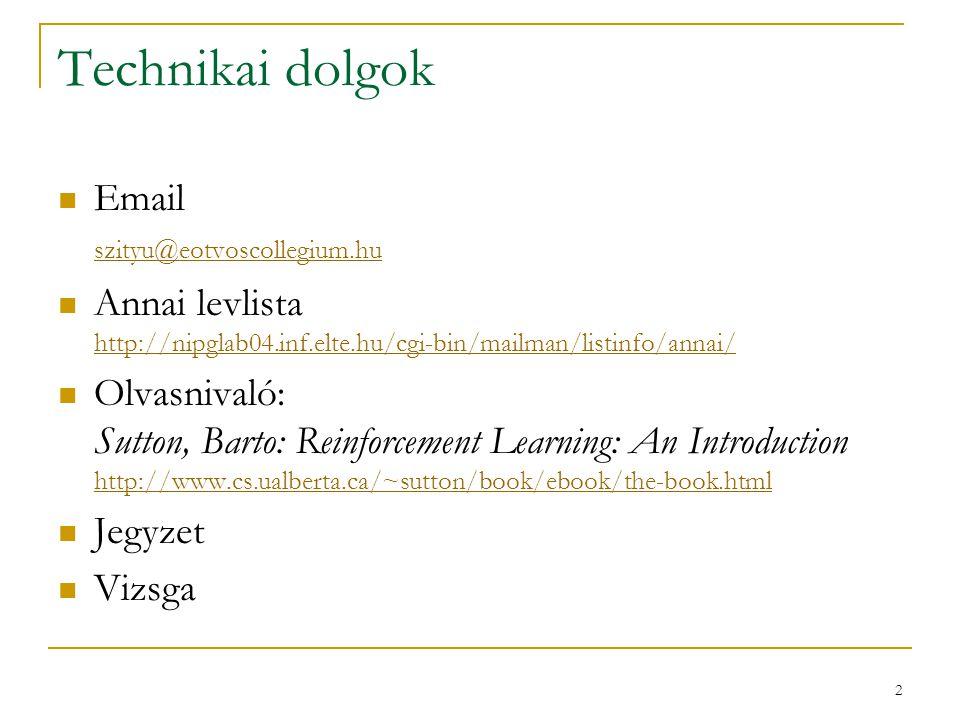 Technikai dolgok Email szityu@eotvoscollegium.hu