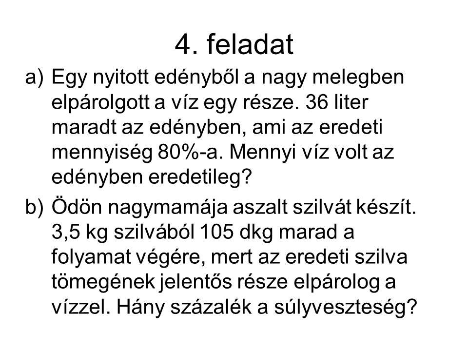 4. feladat