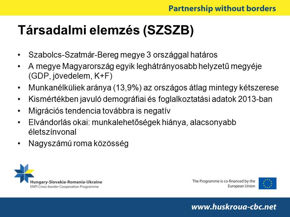 Társadalmi elemzés (SZSZB)