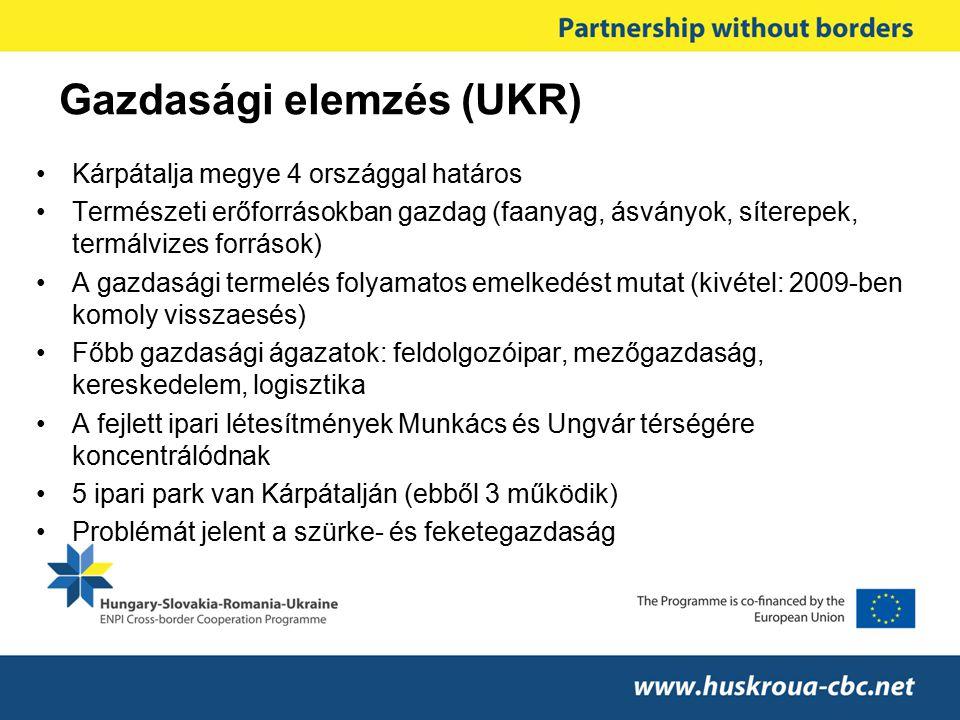 Gazdasági elemzés (UKR)