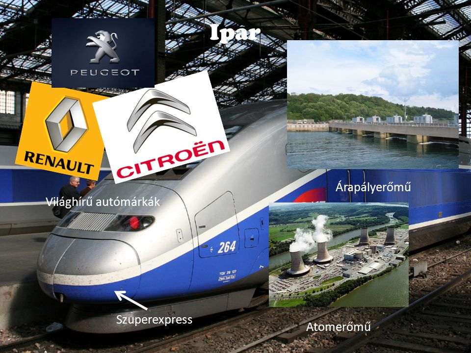 Ipar Árapályerőmű Világhírű autómárkák Szuperexpress Atomerőmű