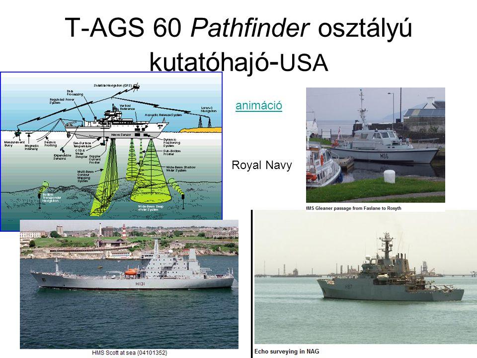 T-AGS 60 Pathfinder osztályú kutatóhajó-USA