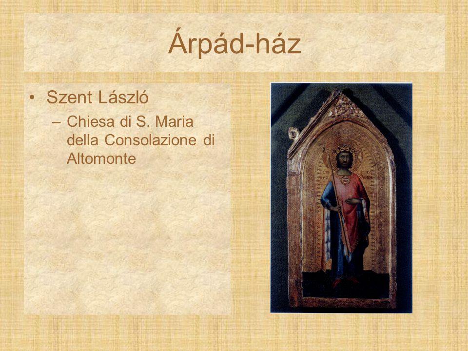 Árpád-ház Szent László