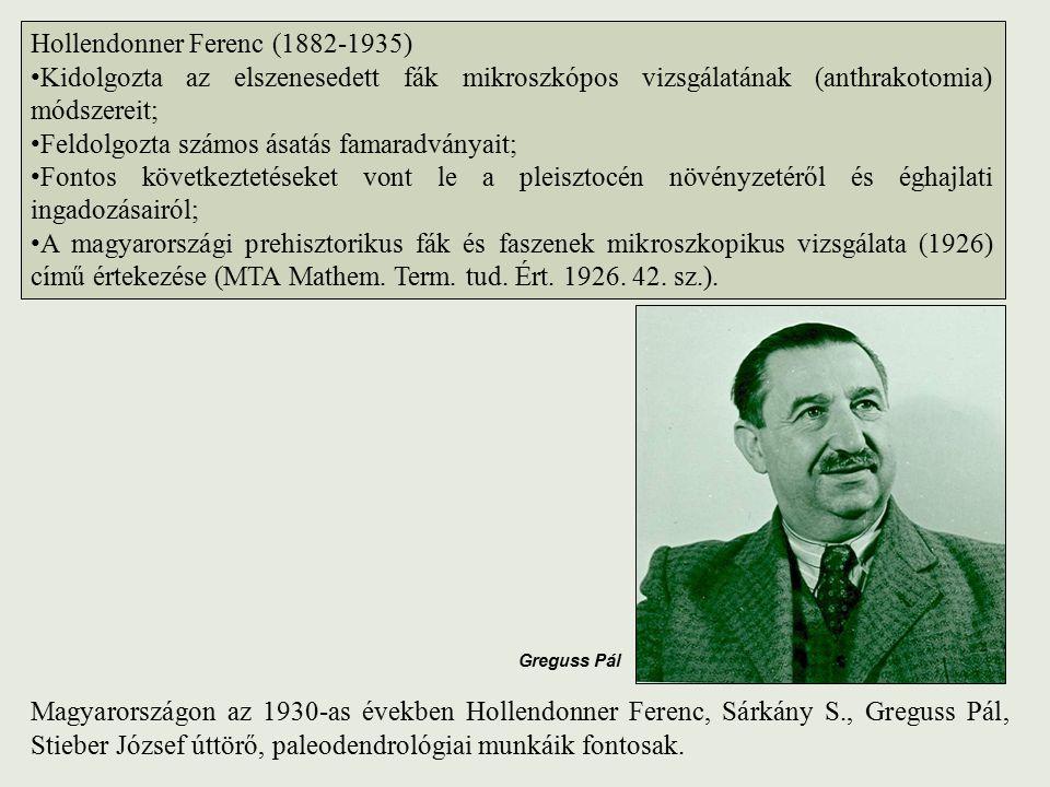 Hollendonner Ferenc (1882-1935)
