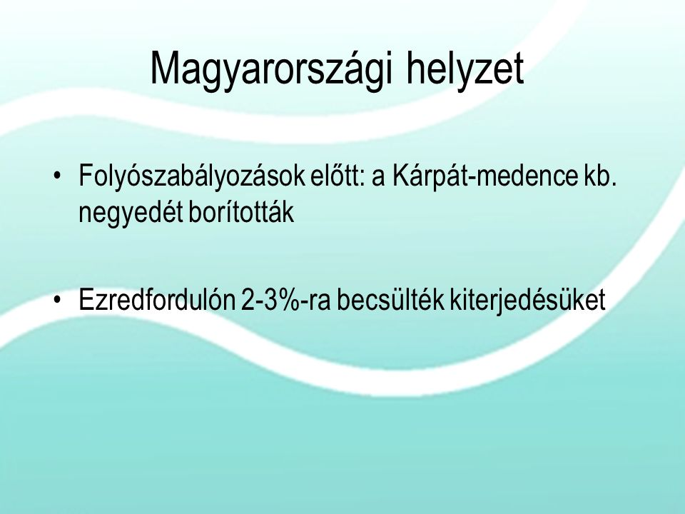 Magyarországi helyzet