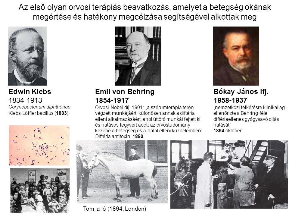 Az első olyan orvosi terápiás beavatkozás, amelyet a betegség okának megértése és hatékony megcélzása segítségével alkottak meg