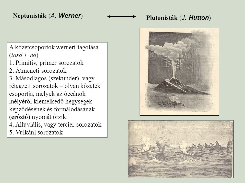 Neptunisták (A. Werner)
