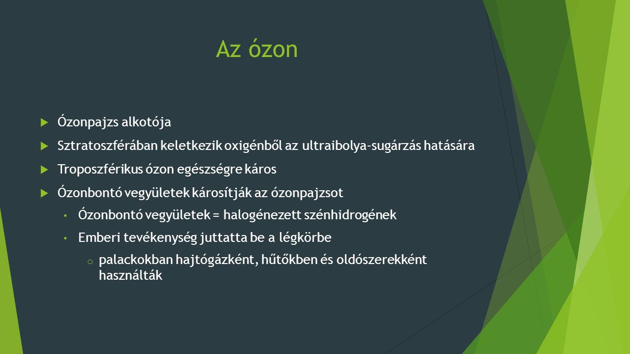 Az ózon Ózonpajzs alkotója