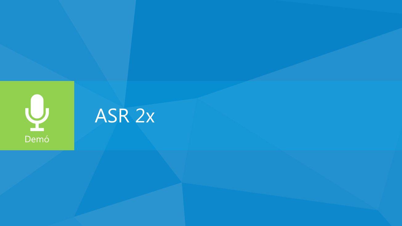 ASR 2x