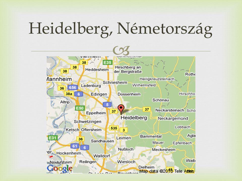 Heidelberg, Németország