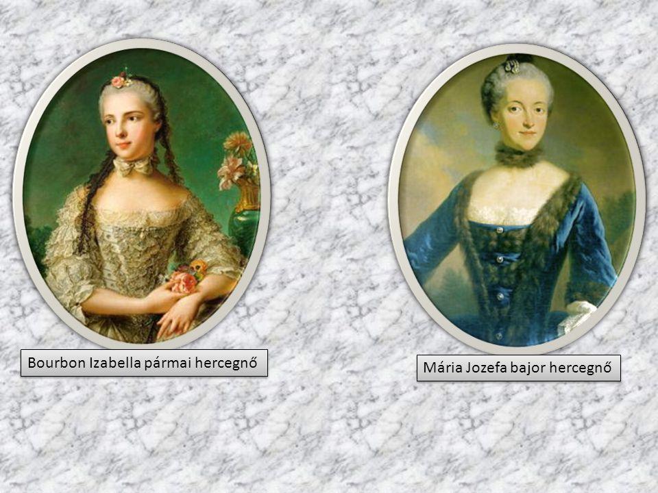 Bourbon Izabella pármai hercegnő