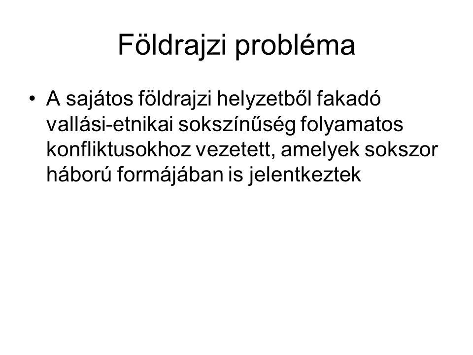 Földrajzi probléma