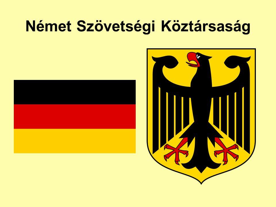 Német Szövetségi Köztársaság