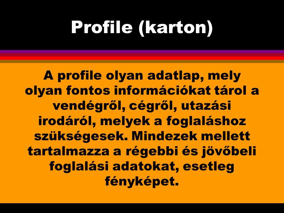 Profile (karton)