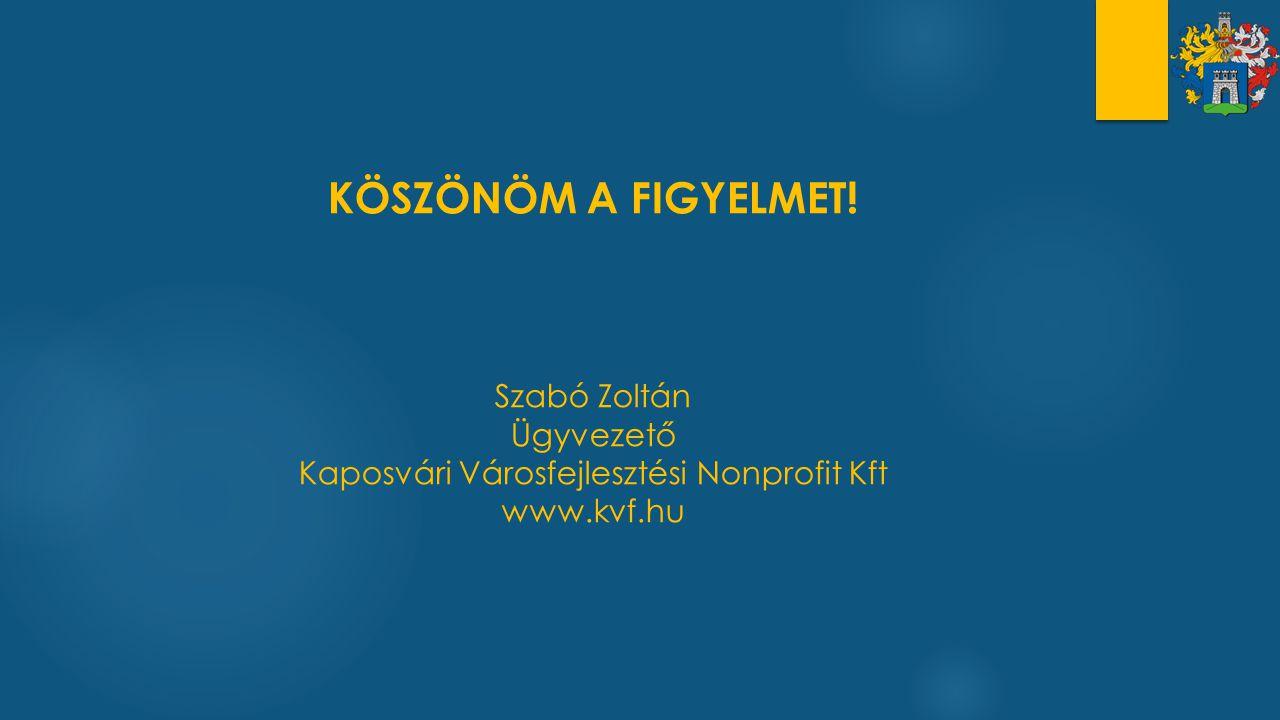 Kaposvári Városfejlesztési Nonprofit Kft