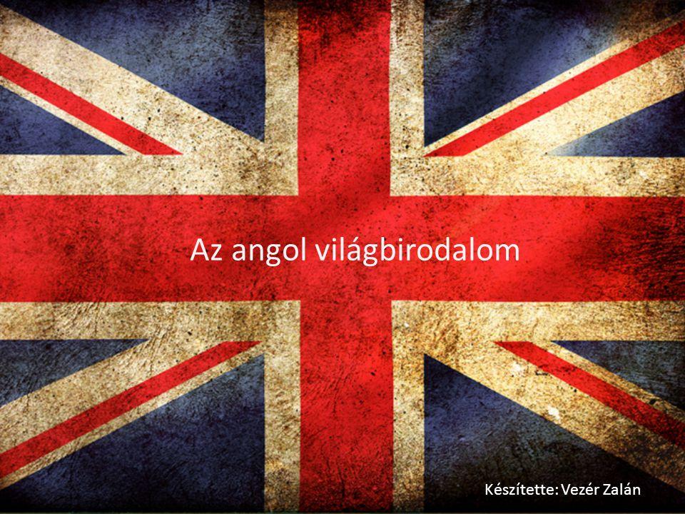 Az angol világbirodalom