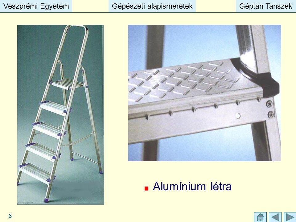 Alumínium létra
