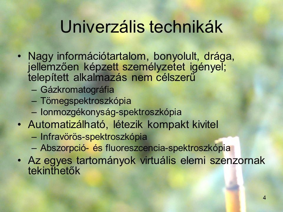 Univerzális technikák
