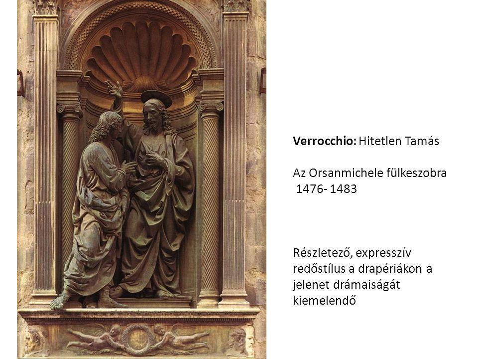 Verrocchio: Hitetlen Tamás