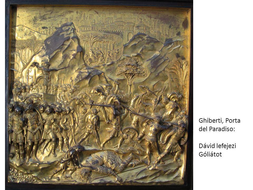 Ghiberti, Porta del Paradiso: