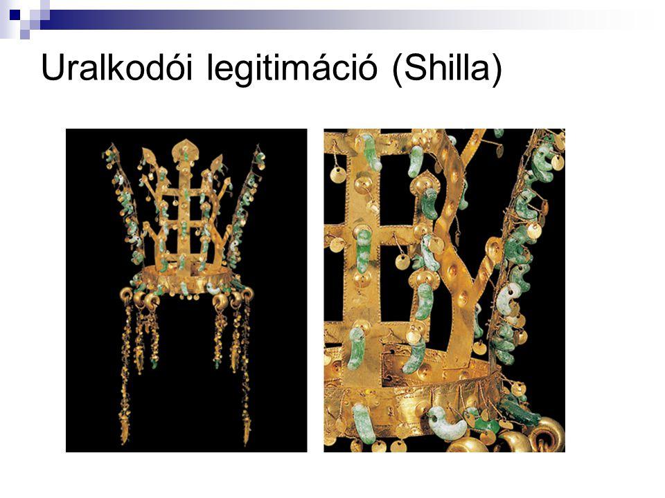 Uralkodói legitimáció (Shilla)