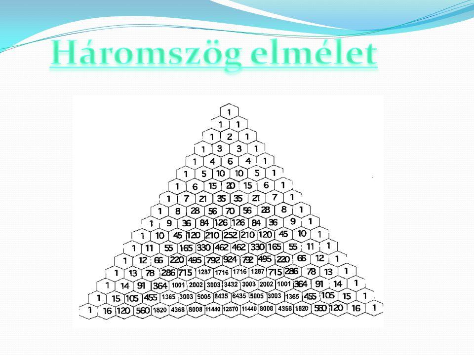 Háromszög elmélet