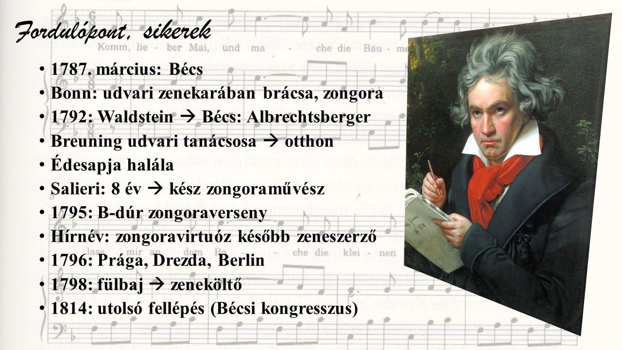 Fordulópont, sikerek 1787. március: Bécs