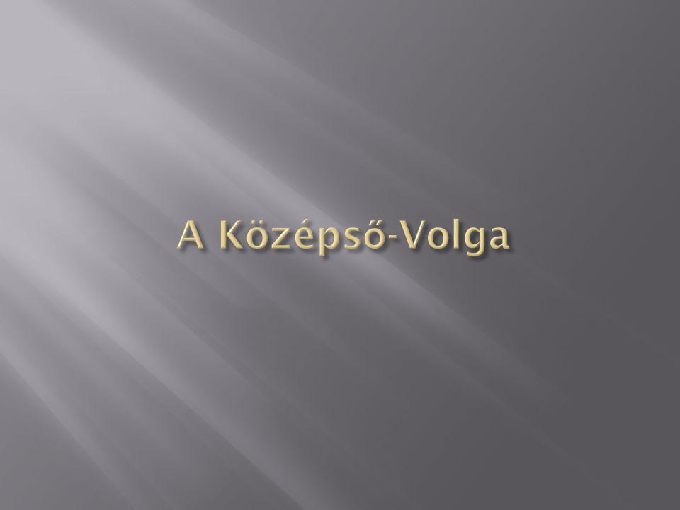 A Középső-Volga