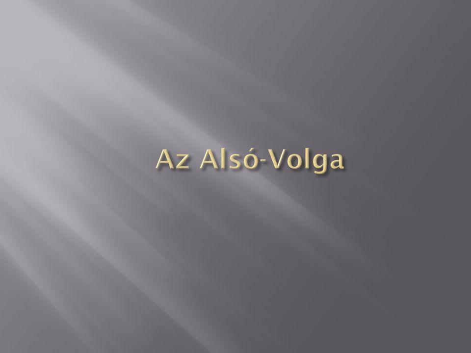 Az Alsó-Volga