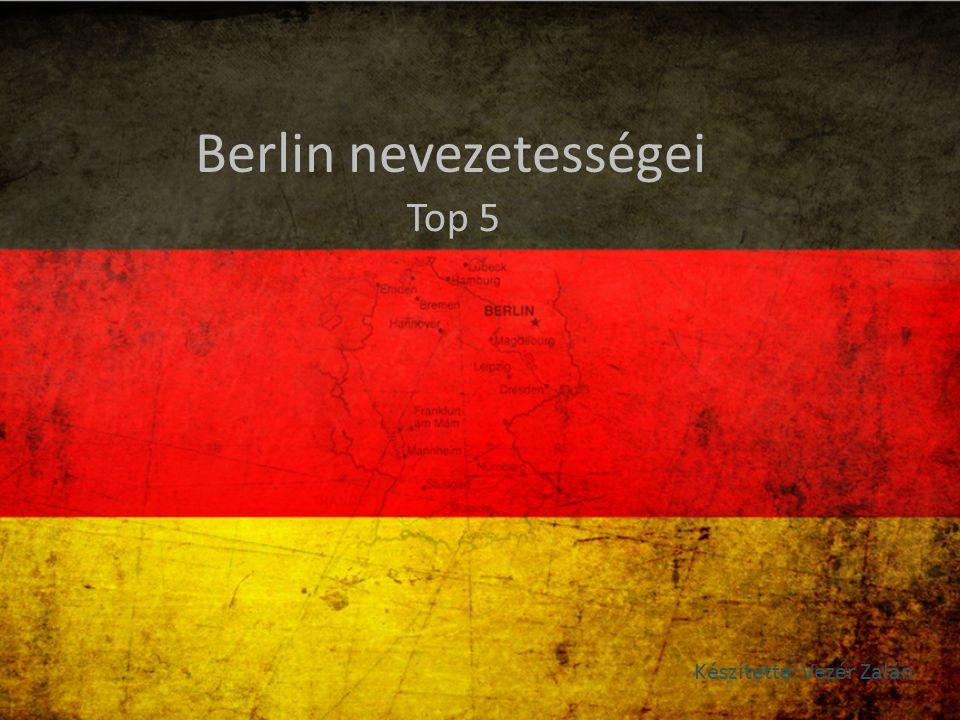 Berlin nevezetességei