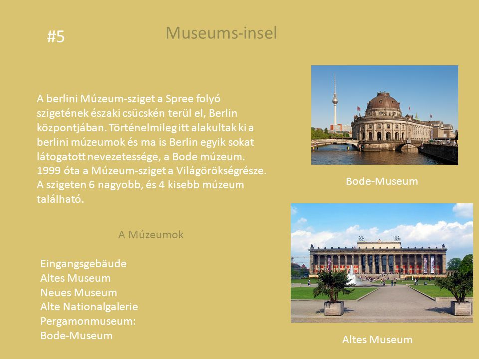 Museums-insel #5.