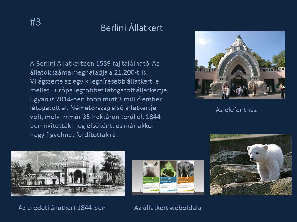 #3 Berlini Állatkert.