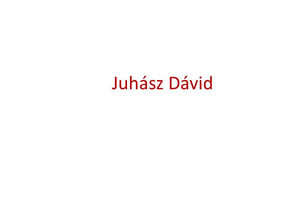 Juhász Dávid