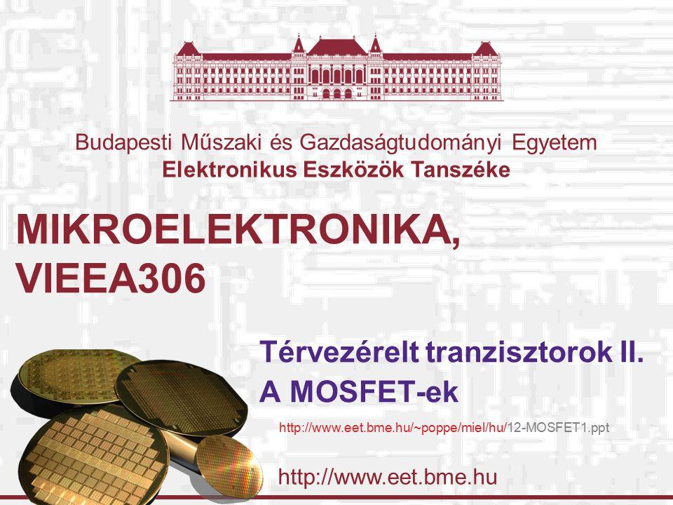 MIKROELEKTRONIKA, VIEEA306