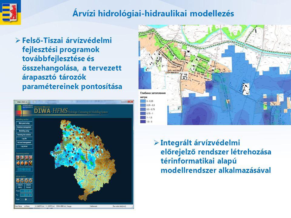 Árvízi hidrológiai-hidraulikai modellezés